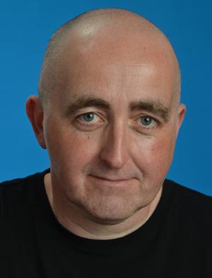 Bald Comedian