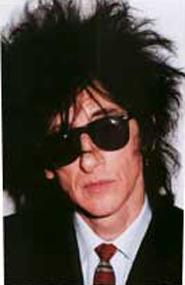 John Cooper Clarke - 2003-january-john-cooper-clarke
